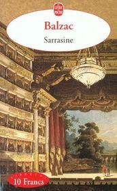 Sarrasine - Intérieur - Format classique