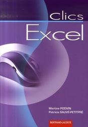 Excell ; manuel de l'élève - Intérieur - Format classique