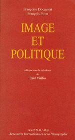 Image et politique - Couverture - Format classique