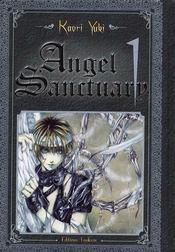 Angel sanctuary t.1 - Intérieur - Format classique