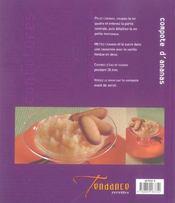 Confitures, compotes et gelées - 4ème de couverture - Format classique