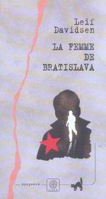 La femme de bratislava roman - Intérieur - Format classique