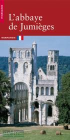 L'abbaye de jumieges - Couverture - Format classique
