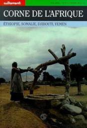 La corne de l'Afrique - Couverture - Format classique