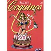 Blagues coquines t.20 - Couverture - Format classique