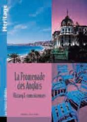 La promenade des anglais ; history & reminiscences - Couverture - Format classique