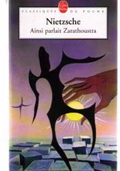 Ainsi parlait zarathoustra - Couverture - Format classique
