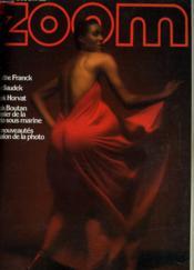 ZOOM, le magazine de l'image N°48 - MARTINE FRANCK - JAN SAUDEK - FRANK HORVAT - LOUIS BOUTAN PIONNIER DE LA PHOTO SOUS-MARINE - LES NOUVEAUTES DU SALON DE LA PHOTO - Couverture - Format classique