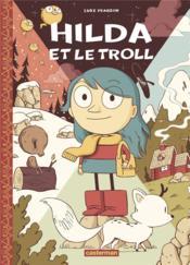 Hilda T.1 ; Hilda et le troll - Couverture - Format classique