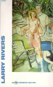 Larry rivers - Couverture - Format classique