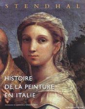 Histoire De La Peinture En Italie - Intérieur - Format classique