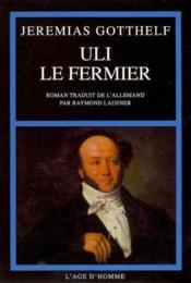 Uli Le Fermier - Couverture - Format classique