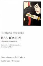 Rashômon et autres contes - Couverture - Format classique