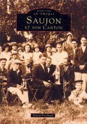 Saujon et son canton - Couverture - Format classique
