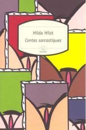 Contes sarcastiques - Couverture - Format classique