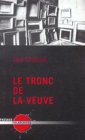 Tronc De La Veuve (Le) - Intérieur - Format classique