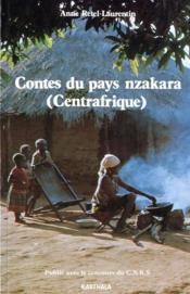 Contes Du Pays Nzakara (Centrafrique) - Couverture - Format classique