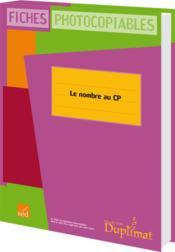 Duplimat ; Cp ; Le Nombre - Couverture - Format classique