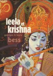 Leela et krishna t01 - Couverture - Format classique