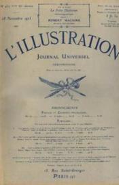 L'illustration. journal hebdomadaire universel. n°4317, 83 me année, 28 novembre 1925 - Couverture - Format classique