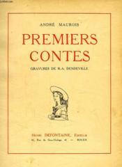 Premiers Contes - Couverture - Format classique