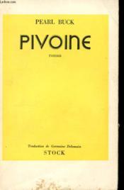 Pivoine - Couverture - Format classique