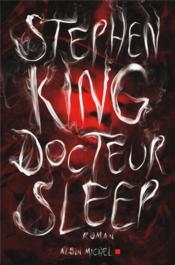 Docteur Sleep - Couverture - Format classique