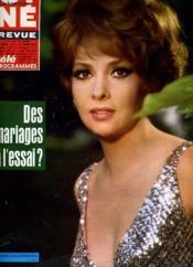 Cine Revue - Tele-Programmes - 48e Annee - N° 6 - Prudence Et La Pilule - Couverture - Format classique