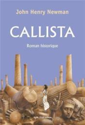 Callista - Couverture - Format classique
