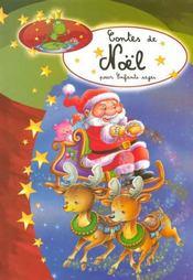 Contes de Noël pour enfants sages - Intérieur - Format classique