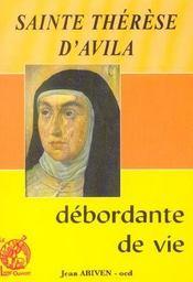 Sainte therese d'avila - Intérieur - Format classique