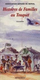 Histoires de famille au touquet - Couverture - Format classique