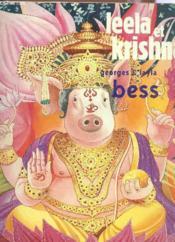 Leela et krishna t02 - Couverture - Format classique