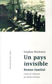 Un pays invisible - Intérieur - Format classique