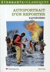 Autoportrait d'un reporter - Couverture - Format classique