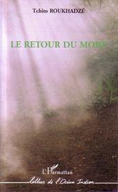 Retour Du Mort - Couverture - Format classique