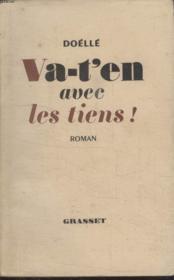 Va T- En Avec Les Tiens! - Couverture - Format classique