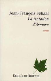 La tentation d'armoro - Couverture - Format classique