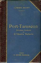 Port-Tarascon, Dernieres Aventures De L'Illustre Tartarin - Couverture - Format classique