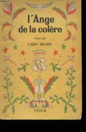 L'Ange De La Colere - Couverture - Format classique