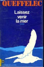 Laissez Venir La Mer - Couverture - Format classique