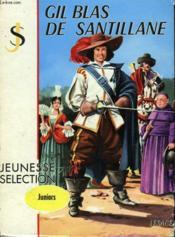 Gil Blas De Santillane - Couverture - Format classique