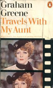 Travels With My Aunt - Couverture - Format classique