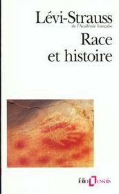 Race et histoire - Intérieur - Format classique