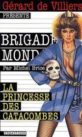 Brigade mondaine T.41 ; la princesse des catacombes - Intérieur - Format classique