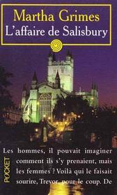 Affaire Salisbury - Intérieur - Format classique