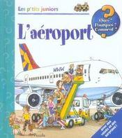 Les p'tits juniors/l'aeroport - Intérieur - Format classique
