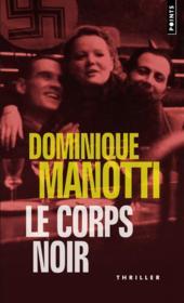 Le Corps Noir - Couverture - Format classique