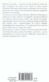 Adieu Lou Pais Gratuit - 4ème de couverture - Format classique