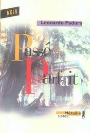 Passe Parfait - Intérieur - Format classique